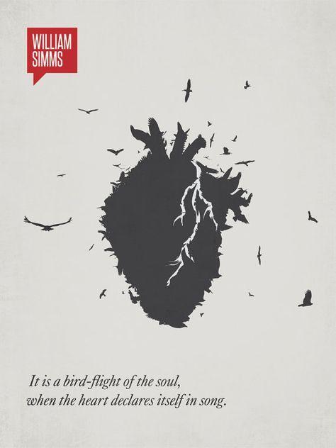 O designer Ryan McArthur criou uma série impressionante de cartazes minimalistas usando citações das mentes mais brilhantes da literatura como: Oscar Wilde, Rumi, Thomas Edison, Victor Hugo, entre …
