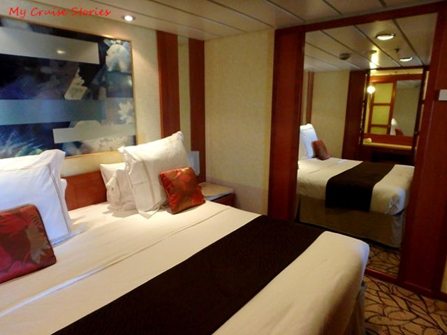 Cruise Ship Cabins on Celebrity Infinity | Cruise Stories