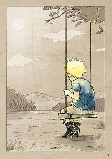 LITTLE NARUTO AND THIS SWING NOO