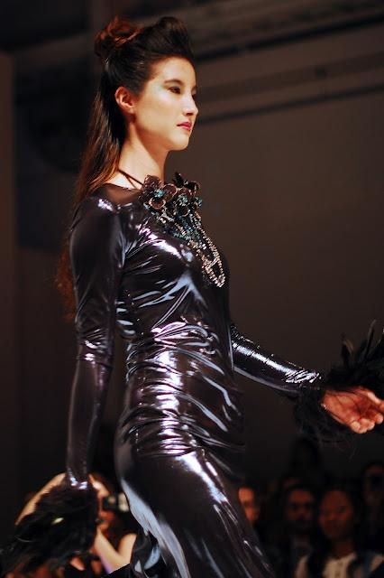 Pat McDonagh Couture & The Consortium at  FAT  2012 dress by Pat McDonagh