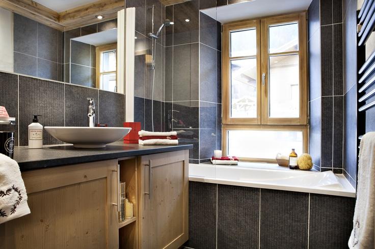 Les Chalets d'Angele (Bathroom) - Chatel