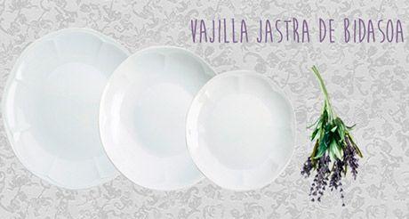 Vajilla Jastra de Bidasoa