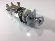Universal Chrome Headlight Switch 1947-1959 Chevrolet GMC Pickup Truck Hot Rod