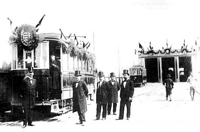 Az 1-es villamoskocsi