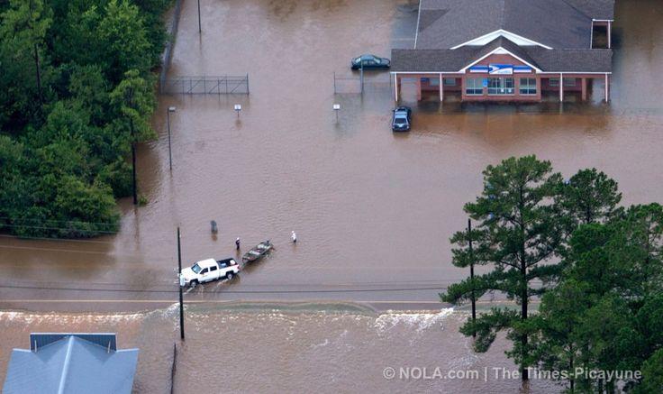 Southeast Louisiana storm updates: flooding, dangerous conditions | NOLA.com