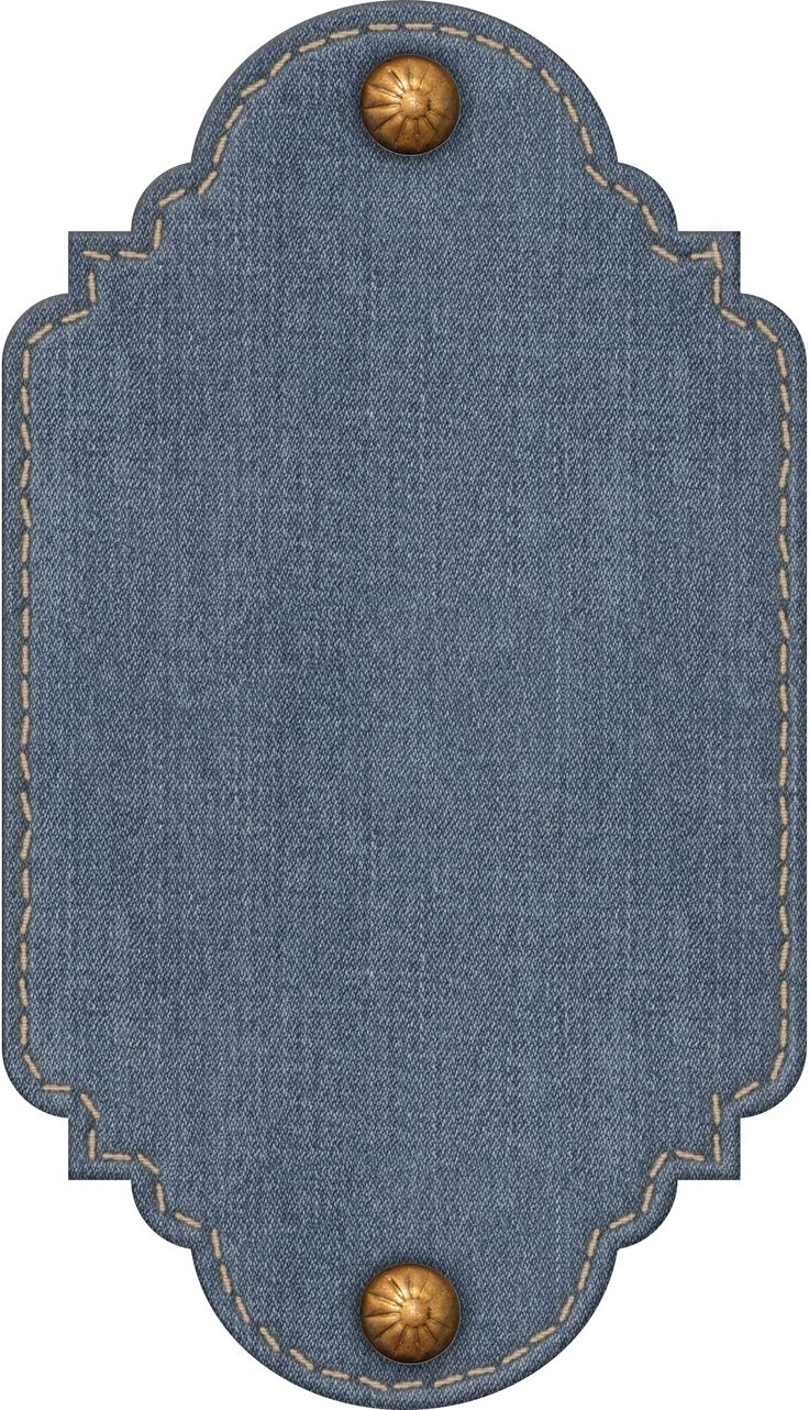 джинсовая рамка