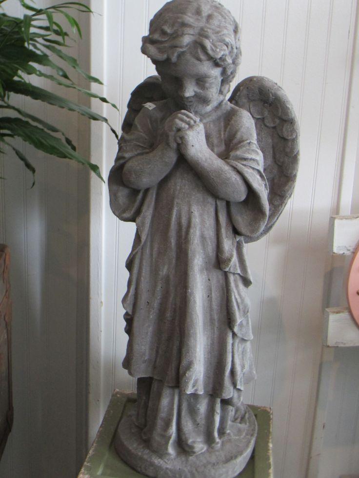 The angel Gabriel gard...