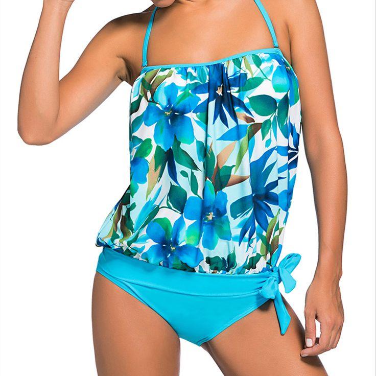 Barato 2017 das mulheres da cópia floral sólidos triângulo envoltório bikinis define swimwear swimsuit brasileiro sport beach wear fato de banho s m 3xl, Compro Qualidade Conjunto biquínis diretamente de fornecedores da China: 2016 Women's Army Green Camouflage Backless Sling Triangle Brazilian Bikinis Set Swimsuit Swimwear Summer Beach Bathing