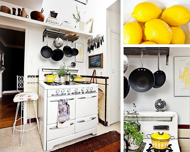 lemon yellow  home  Pinterest