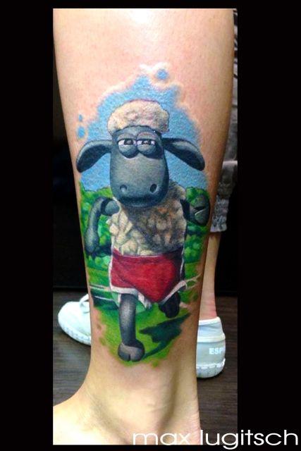 25+ best ideas about schafe tattoo on pinterest   schwarze schafe ... - Wohnideen Minimalistischem Tapete