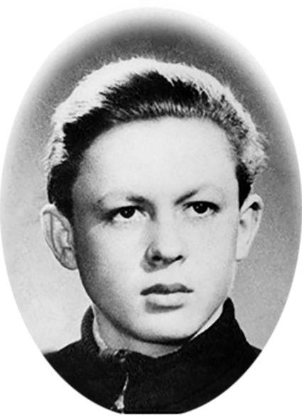 Mansfeld Péter (Budapest, 1941. március 10. – Budapest, 1959. március 21.)