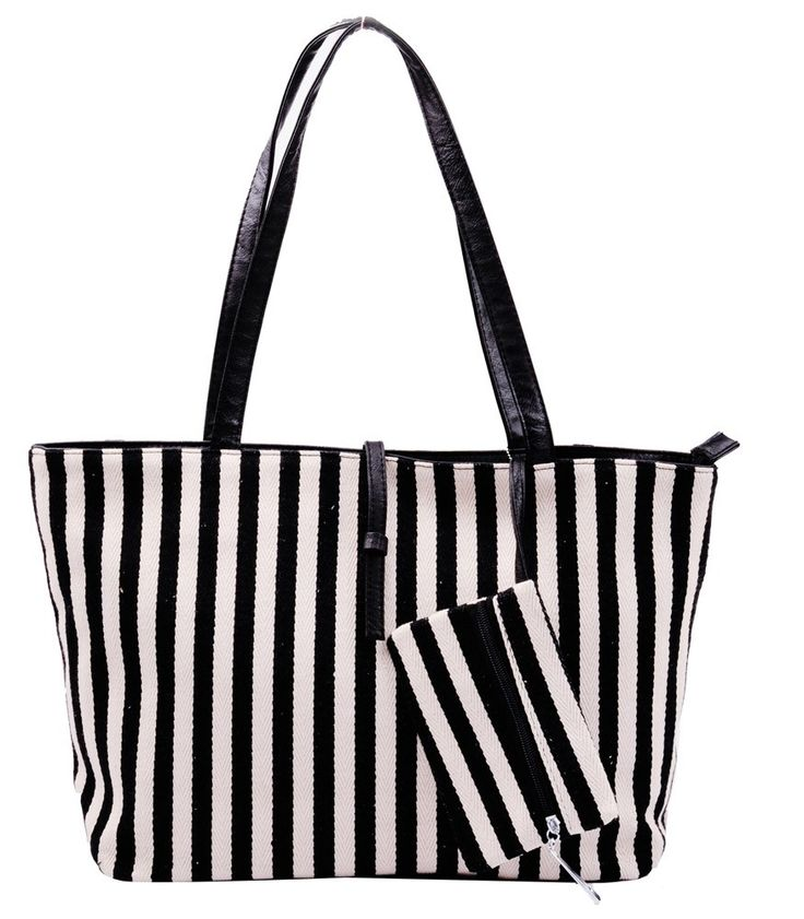 Decorate your way with this striped nautical tote bag from Guava Made in cotton twill this bag is sturdy and makes it stay long with your passing time With attached extra pouch you can now carry your stationary to your notepad cotton to your make essentials tissues to your lunch and what not.Color  BlackMaterial  Cotton TwillDimensions  Width-46 c.m  height -29cm  bottom-13c.m Features  Striped nautical tote bagShips in 5 working daysSku Code  GWA-S1-138