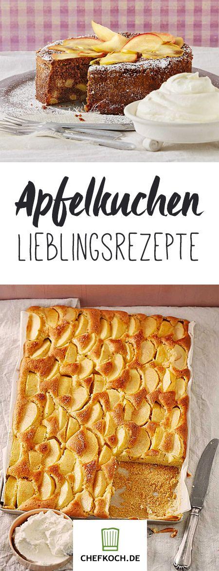 Apfelkuchen, Apple Pie und Tarte Tatin: Beliebte Varianten aus aller Welt