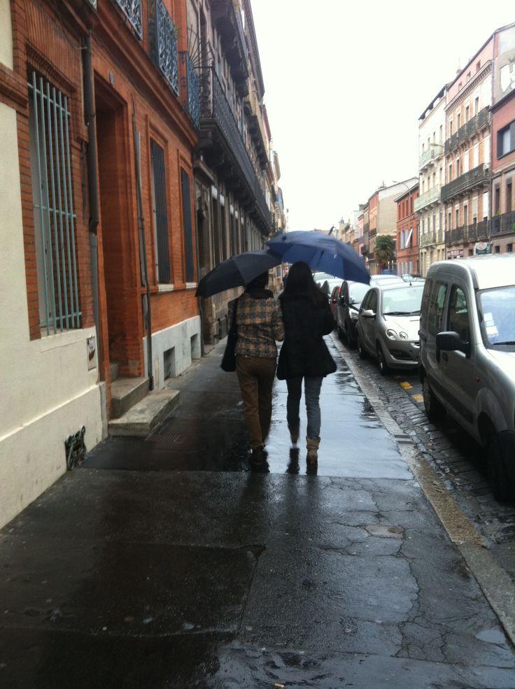 Rue Raymond IV, Toulouse