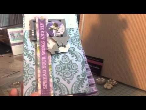 Fairy Pocket Album - by Toni Herron