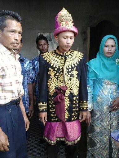 Pengantin pria Aceh