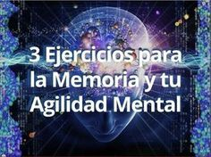 3 Ejercicios Mentales para la Memoria y tu Agilidad Mental ¡Y más! Enlace directo al video en Youtube: https://www.youtube.com/watch?v=ug5m_2RTfk4 ¿Y tú? ¿Practicarías estos ejercicios mentales? Recuerda seguirnos en nuestras redes, búscanos en Facebook como Tu Gimnasia Cerebral #ejercicios #mentales #memoria
