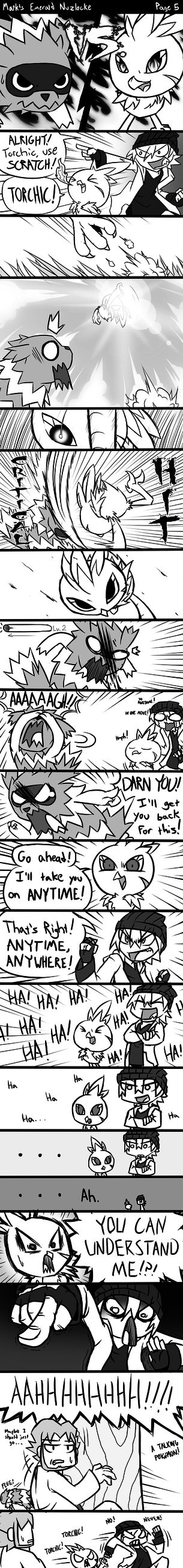 Mark's Emerald Nuzlocke - 05 by RakkuGuy on DeviantArt