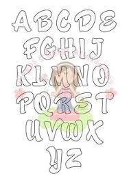 Resultado de imagen para tipos de letras abecedario timoteo