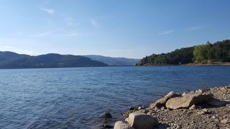 Il Lago di Suviana.