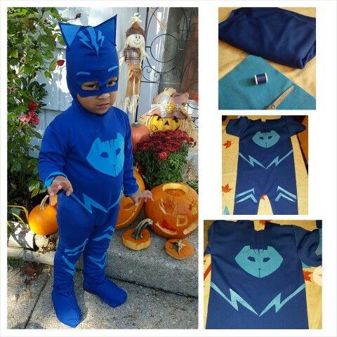 PJ Masks Catboy Costume DIY