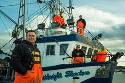 Cold Water Cowboys on Discovery airing February 25,2014. New series on the challenges and dangers of fishing in the North Atlantic off the Coast of #Newfoundland.
