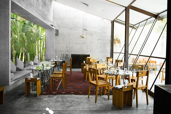 Kilo restaurant Bali