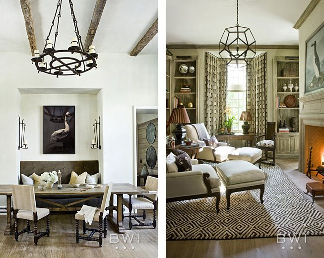 Havens South Designs Loves This Buckhead Manor By Beth