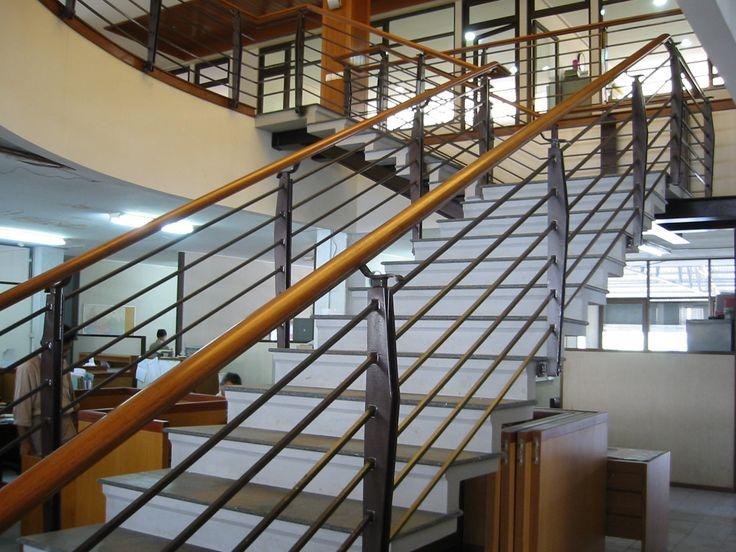 BEP Office - Precast Stair - Bandung