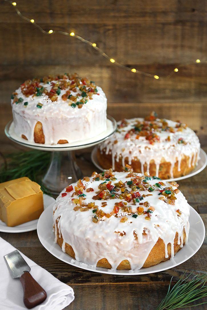Norwegian Christmas Bread (Julekage) | Pinterest | Christmas bread ...