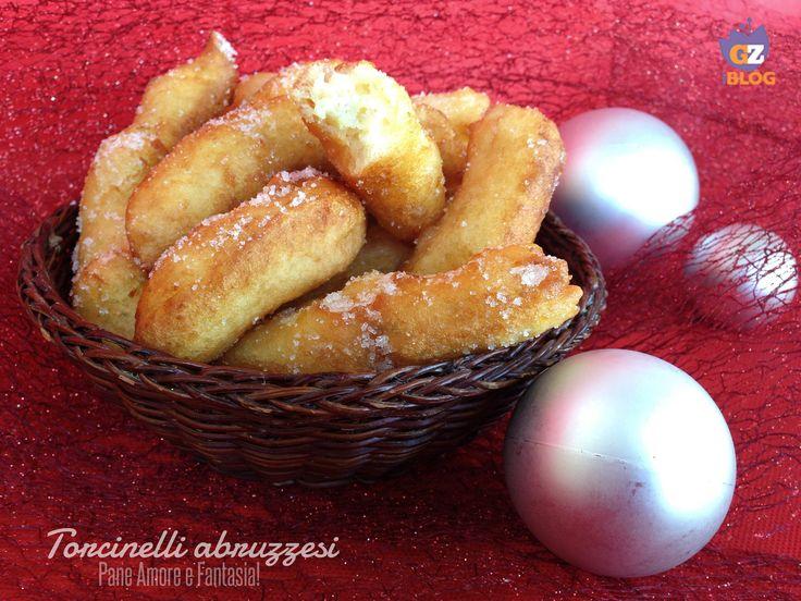 Torcinelli abruzzesi - fritti di patate