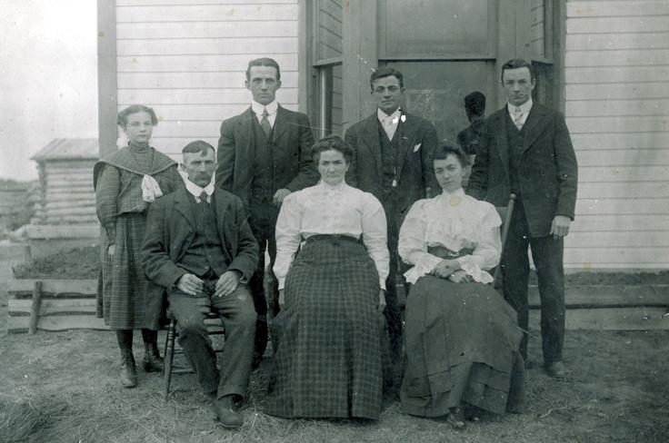 John Lee Cummins and Nannie Yokely  Great Grandparents