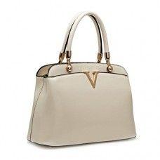 ShiningDotting handbag 2016 new high-end handbags OL lady temperament commuter shoulder bag hand bag Crossbody(c1)