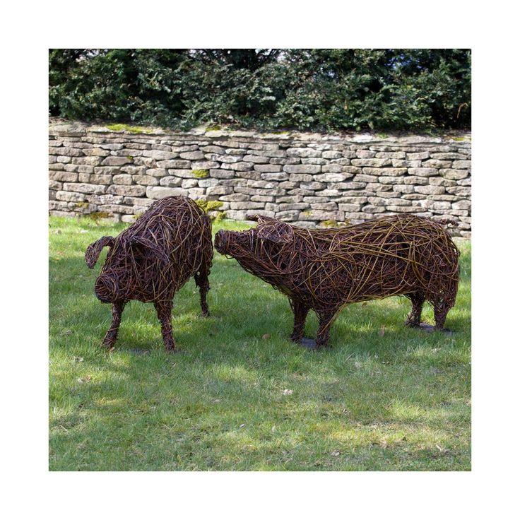 Willow Sculptures. Highgrove Artisan - Highgrove Shop