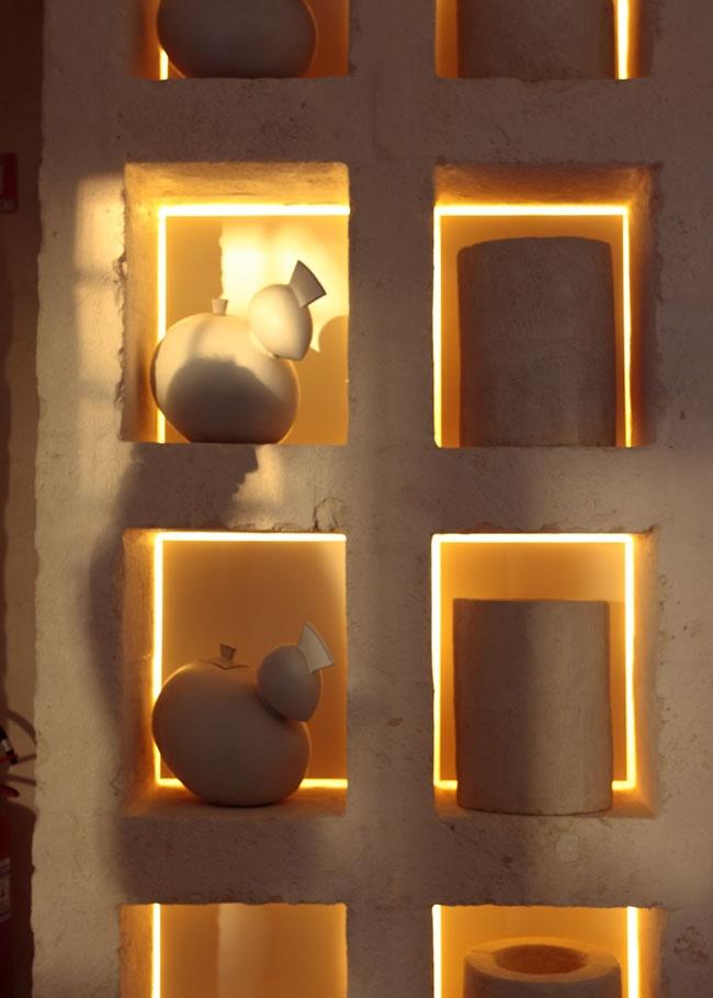 37 Best Images About Shelf Lighting On Pinterest