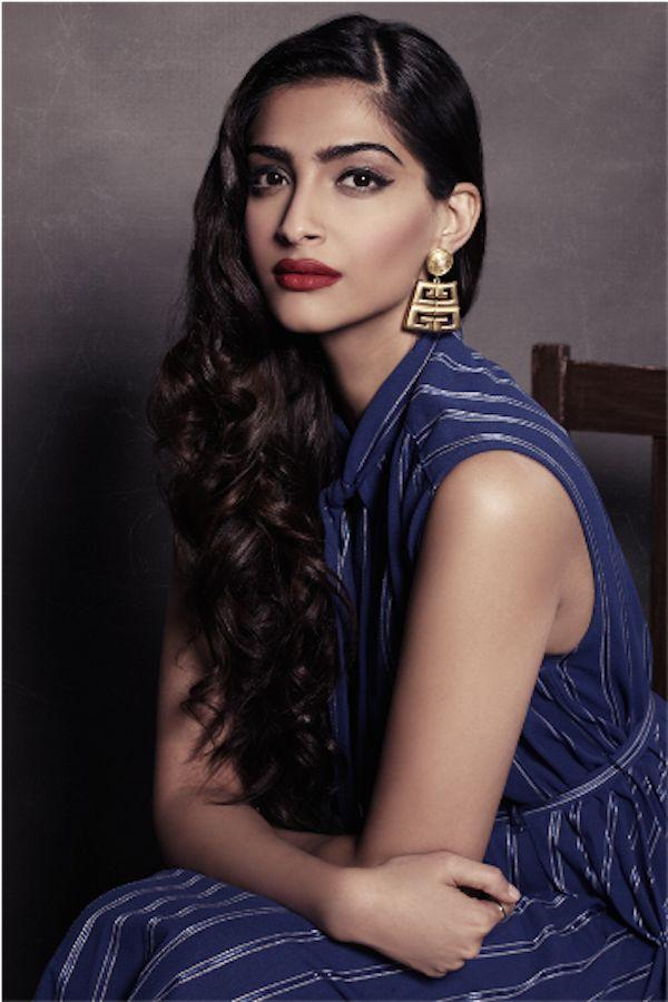 Sonam Kapoor sizzles in photo shoot #Style #Bollywood #Fashion #Beauty