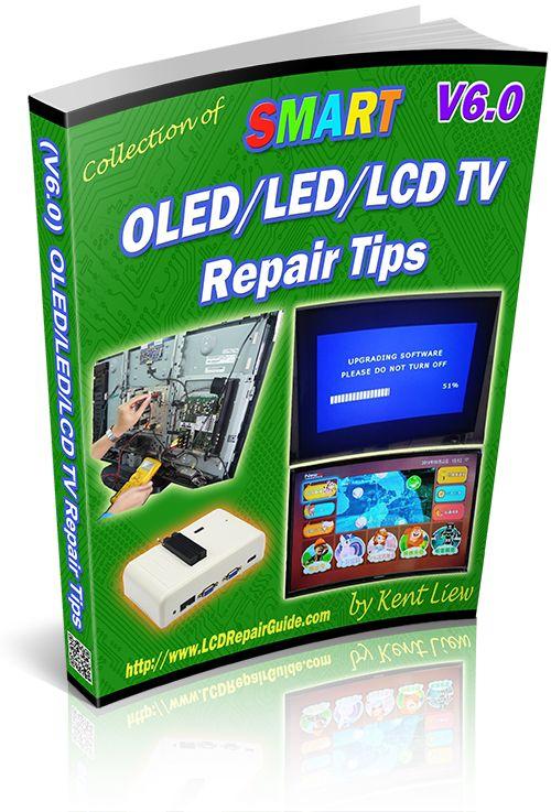 v6-smart-oled-led-lcd tv repair tips ebook | Computer in