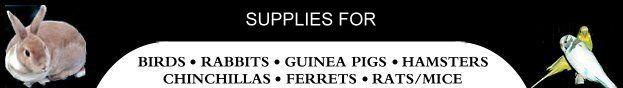 Morton Jones - Supplies for Birds, Rabbits, Guinea Pigs, Hamsters, Chinchillas, Ferrets, Rats, and Mice