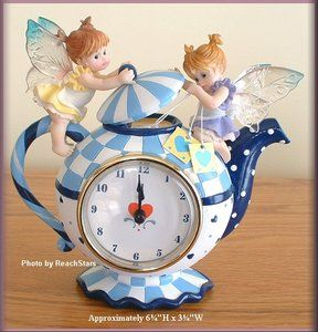 204 best clock teapots images on pinterest. beautiful ideas. Home Design Ideas