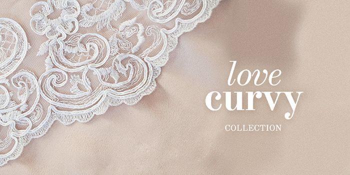 Love Curvy: la nuova collezione di abiti da sposa di Maridà Lovely Moments