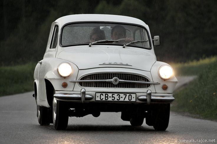 1960 Skoda Octavia