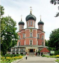 Пелена под Донскую икону Божией Матери | Донской ставропигиальный мужской монастырь