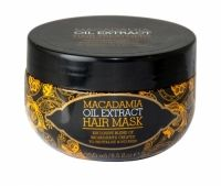 Macadamia Oil Extract Hair Mask 250ml Exclusive Blend Of Ingredients Created to Revitalise & Nourish