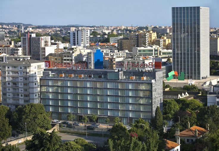 BessaHotel, Boavista,  Urban Context, MVentura & Partners Architects, Works Management and Supervision by Tirion #hospitality #fourstars #hotel #Porto