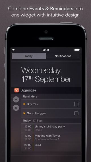 #ios8 #todayextension #notifcationcenterwidgets