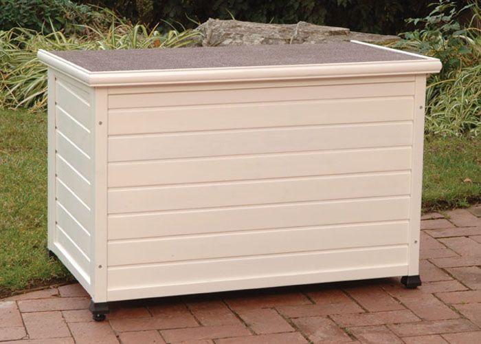 Garden Storage: Extra Large Plastic Garden Storage Boxes