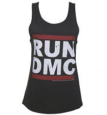 I need one of these.   Ladies Charcoal Run DMC Logo Vest from Amplified