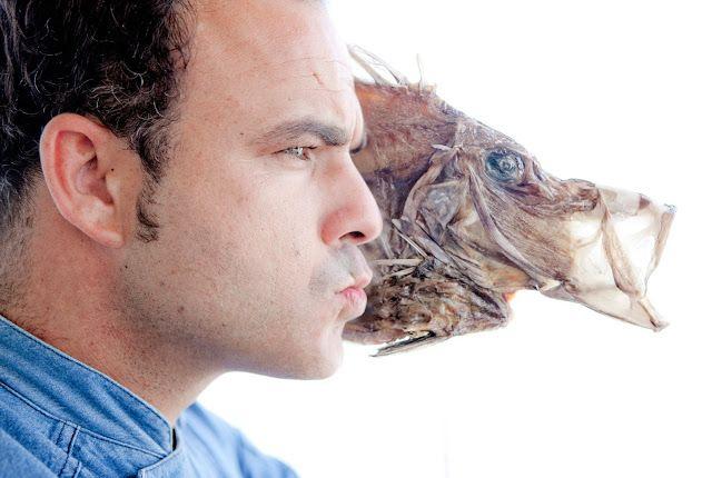 Angel Leon Gonzalez Premio Nacional de Gastronomía 2012.