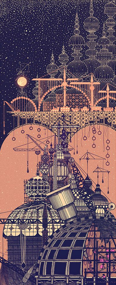 Thekla - Liisa Aaltio Illustration&Design                                                                                                                                                                                 More