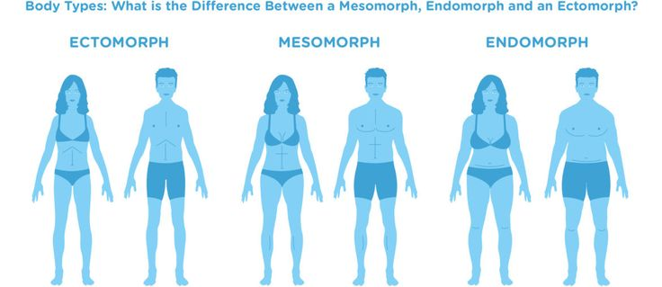 Del 4: kroppstyper endomorf